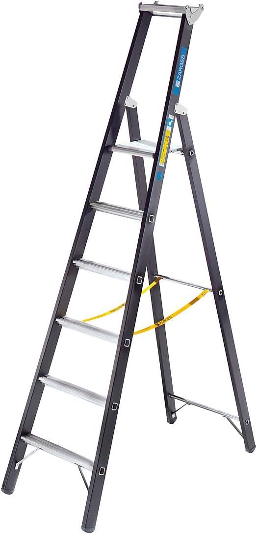 Zarges LM-carga pesada-escalera{6} layher Z600: Amazon.es: Bricolaje y herramientas