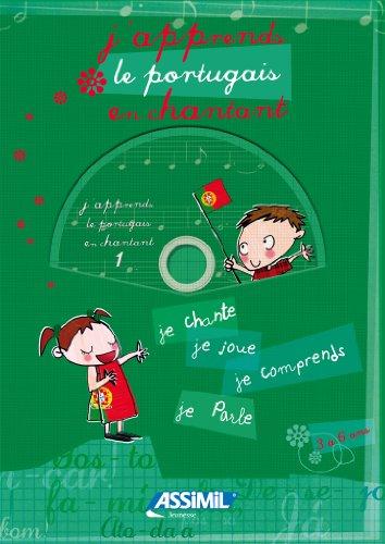 J'apprends le portugais en chantant n° 1