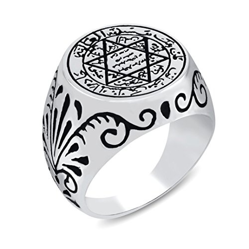 Seal Mens Ring - 1
