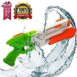 Water Gun Water Squirt Blaster Guns Soaker Squirt Games for Kids