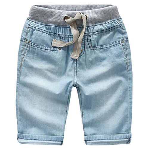 MingAo Summer Casual Shorts Jeans product image