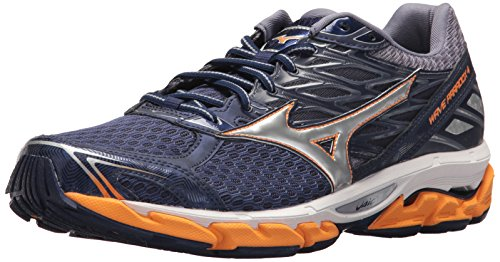 Mizuno Wave Paradox 4 Men's Running Shoes, Eclipse/Silver, 10 D US