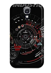 shameeza jamaludeen's Shop Hot Snap-on Iron Man Hard Cover Case/ Protective Case For Galaxy S4