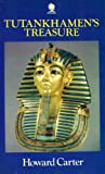 Front cover for the book Tutankhamen's Treasure by Howard Carter
