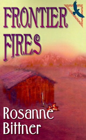 book cover of Frontier Fires