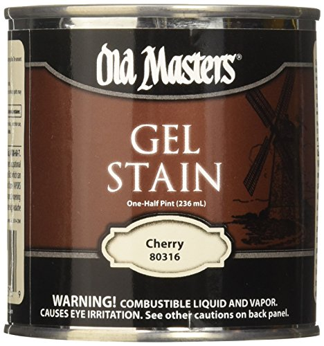 Old Masters 19086 80316 HPT Gel Stain Cherry, 0.5 Pint ()