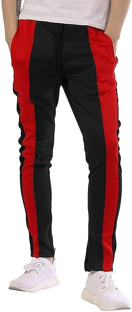 Ms lily Casual Jogger Pants Sport Baggy Sweatpants Black-XX-Large