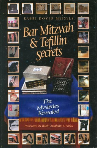 Bar Mitzvah Tefillin (Bar Mitzvah and Tefillin Secrets )