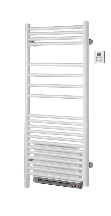 Acova 3002 – 0020 Angora + Air toallero eléctrico 1500 W, color blanco