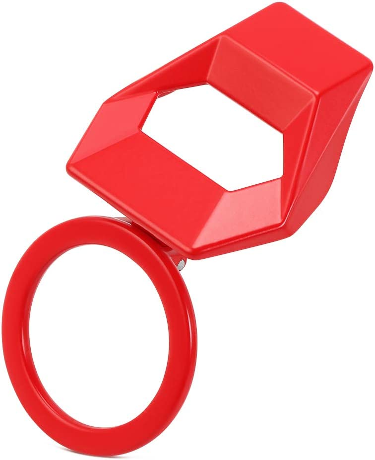 Red Car Engine Start Stop Push Button Cover Ring For Honda Civic 10th Gen 2016 2017 2018 2019 2020