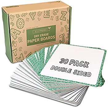 Amazon.com : Dry Erase Boards | 12pc Classroom Pack Mini