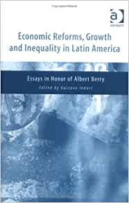 three essays on contemporaneous latin american development Be discussion of contemporaneous press coverage the  , chapter 1, financial development in latin america and the caribbean:  essay three (self‐select topic.