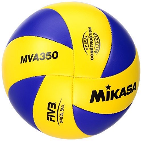 Mikasa MVA350 Indoor and Outdoor Olympic Replica Volleyball