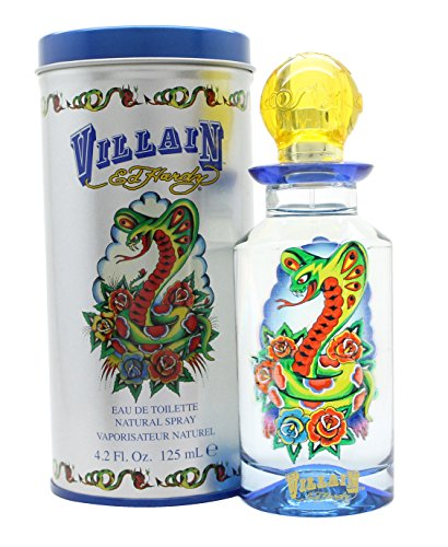 Ed Hardy Villain Men Eau De Toilettes, 2.5 Ounce - Mens Cologne Ed Hardy