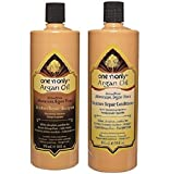 One 'n Only Argan Oil Moisture Repair Shampoo 33oz & Conditioner 33oz Duo