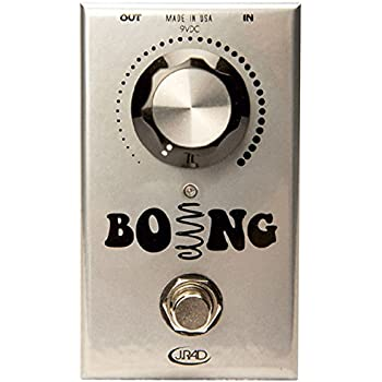 J Rockett Audio Designs BOING Spring Reverb Effects Pedal