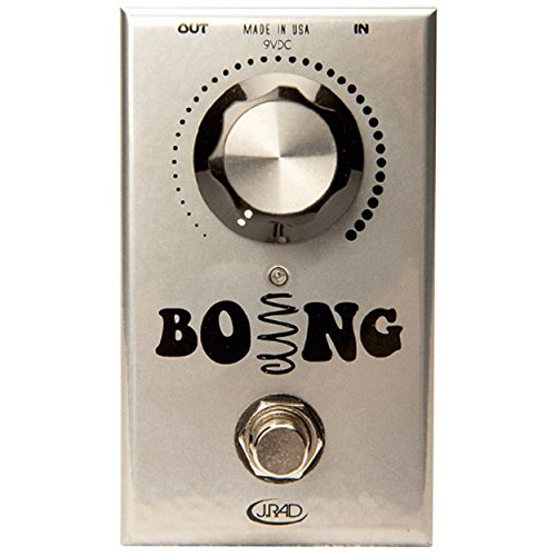 - J. Rockett Audio Designs Tour Series BOING Spring Reverb Guitar Effects Pedal