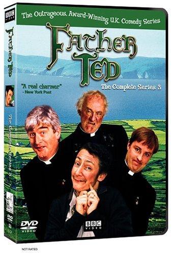 Father ted season 3 dvd