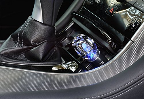 car air purifier starvast car air freshener and ionic air purifier remove dust pollen smoke. Black Bedroom Furniture Sets. Home Design Ideas