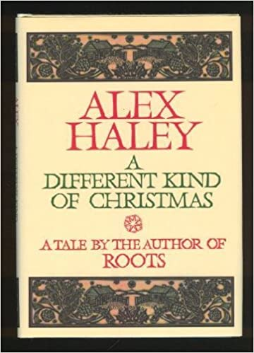 A Different Kind of Christmas: Alex Haley: 9780385260435: Amazon ...