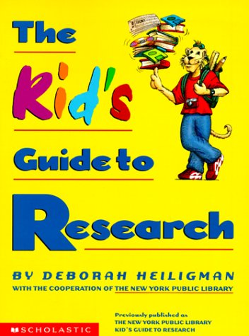 Kids Guide Research Deborah Heiligman