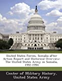 United States Forces, Somalia after Action Report and Historical Overview, , 1288757964