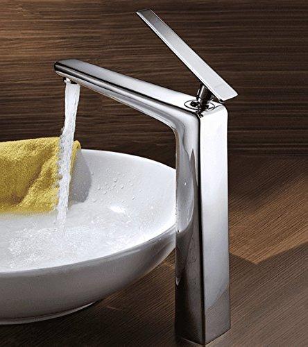 Lengthening Mildemr Hot Washbasin, Faucet, All Copper Pots, Pots, Tables, Basins, Single Pots, Single Hole Bathroom,Low Mouthpiece