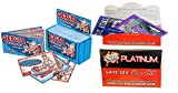 Bundle package 1 Sexual Positions Vouchers (24/DP) AND 1 Wet Safe Sex Kit with Platinum Silicone Lubricant
