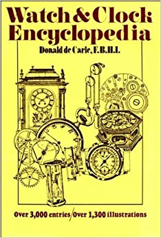 Book Watch and Clock Encyclopedia