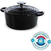 BK-Cookware H6071.520 BK Bourgogne-Horno holandés (20 cm, 2,5