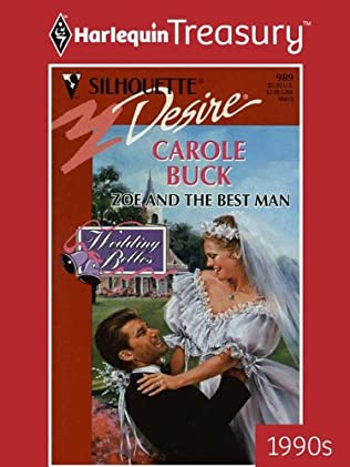 book cover of Zoe and the Best Man