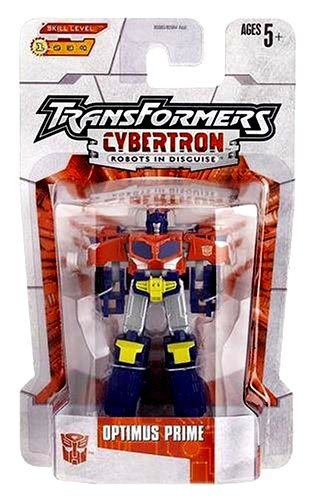 Transformers Hasbro Cybertron (Hasbro Transformers Legends Of Cybertron - Optimus Prime)