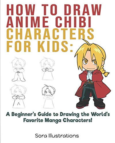 Marvel Manga - How to Draw Anime Chibi Characters for Kids: A Beginner's Guide to Drawing the World's Favorite Manga Characters!