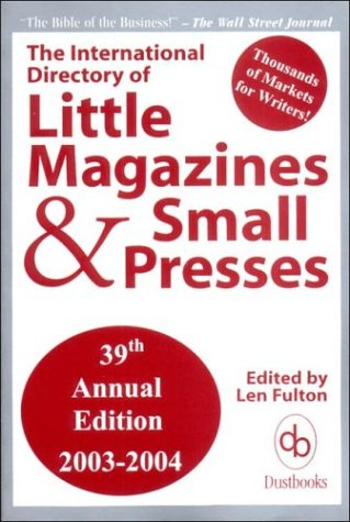 Download The International Directory of Little Magazines and Small Presses, 39th Edition, 2003-2004 ebook