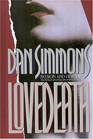 book cover of LoveDeath