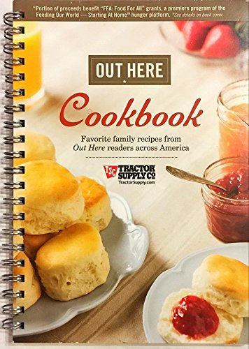 Out Here Cookbook