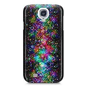 Party Light Glitter Sparkling Cute Tumblr Hard Plastic Snap Case Cover For Samsung Galaxy S4 Carcasa