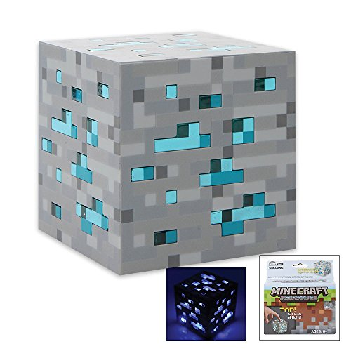 Think Geek Minecraft Light Up Diamond product image