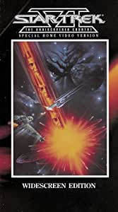 Star Trek VI - The Undiscovered Country (Widescreen Edition) [VHS]