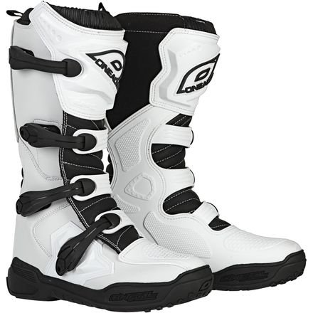 O'Neal Element Men's Boot (White, Size 14) by O'Neal (Image #1)