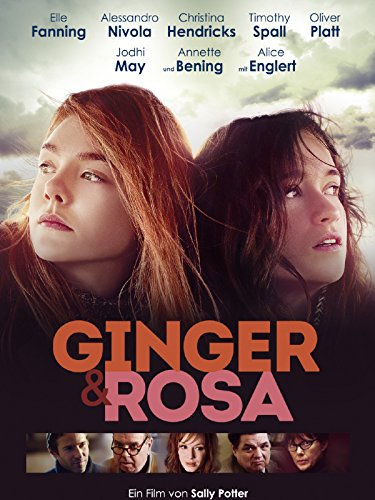 Ginger & Rosa Film