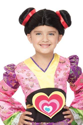 Girls (Geisha Halloween Costume Kids)