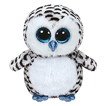 259f58018a1 Ty Beanie Boos Lucy - Owl (Justice Exclusive) by Ty  Amazon.co.uk ...
