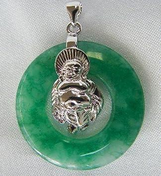 Amazon jade buddha pendants jade buddha pendants mozeypictures Images