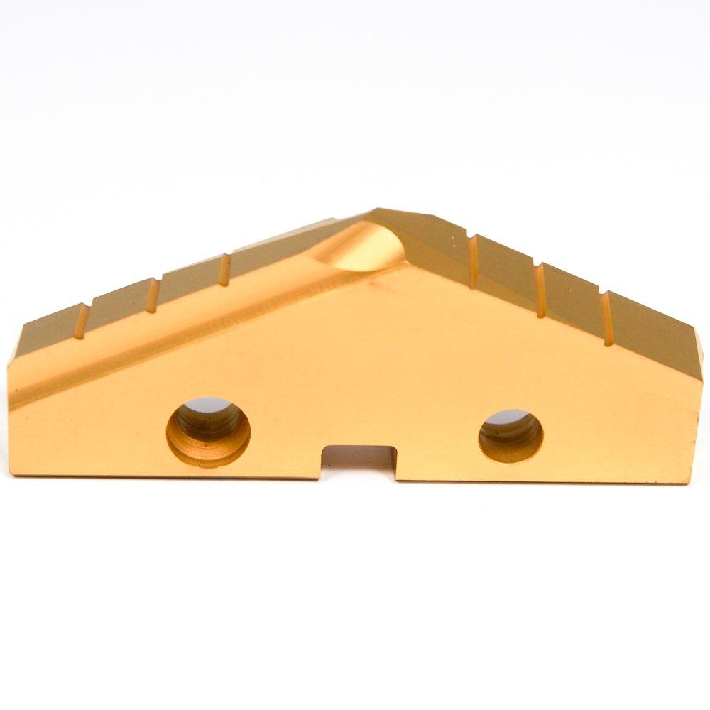 AMEC Cobalt Spade Drill Insert 59mm Series #4 T-A TiN 154T-59