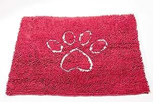 Dog Gone Smart Dirty Dog Doormat, Large, Maroon