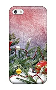 Iphone 5/5s Case Cover Skin : Premium High Quality Holiday Christmas Case