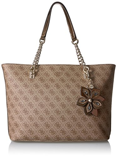 GUESS Sibyl Logo Tote by GUESS