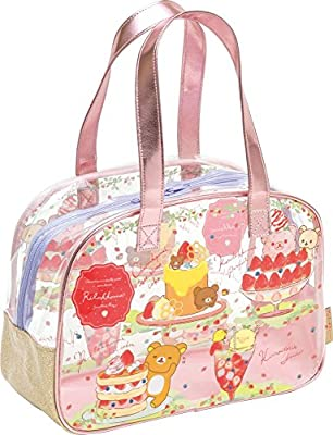 Amazon.com: Rilakkuma natación bolsa de playa (Boston tipo ...