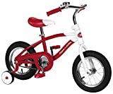 "Radio Flyer Classic 12"" Cruiser Ride On, Red"